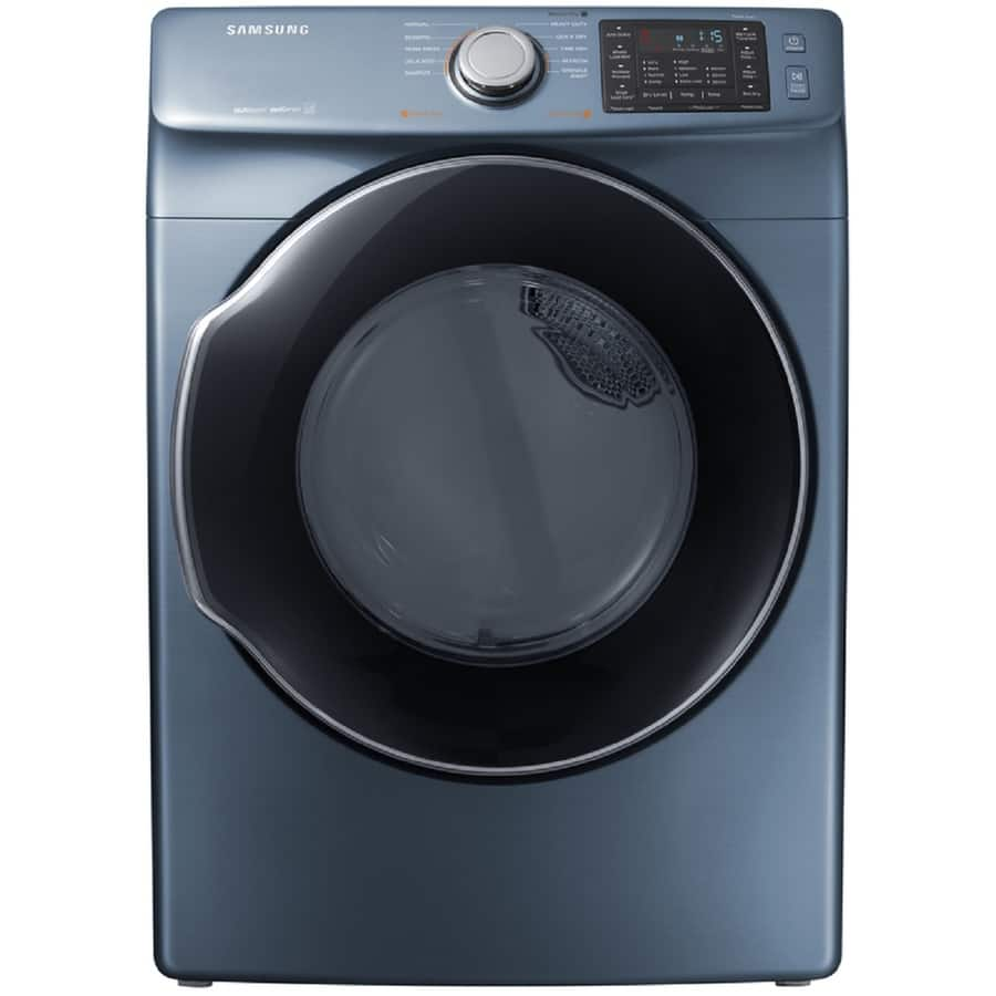 Samsung 7.5 cu. ft. Clothes Dryer with Steam for $379 with eligible email