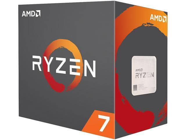 AMD RYZEN 7 1700X 3.4 GHz AM4 Socket 95W CPU $315
