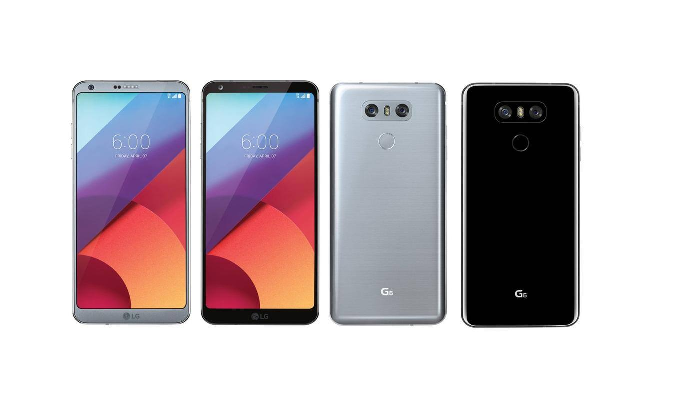 LG G6 32GB GSM Unlocked [H873] (Grade A Refurbished) $189 99 (Astro