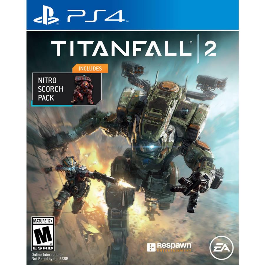 Titanfall 2 PS4 $13.16 Walmart FS no tax?