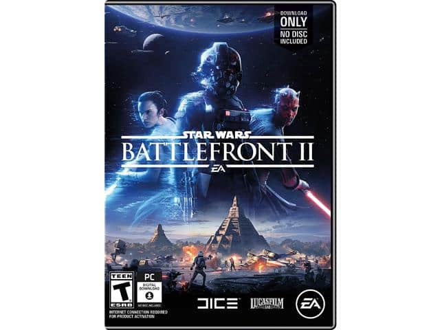 Star Wars Battlefront 2 for PC $39 or Less w/ Facebook Coupon @ CDKEYS