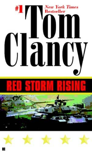 Tom Clancy's Red Storm Rising $2.99 Kindle Edition / Google Play, Plus More eBooks