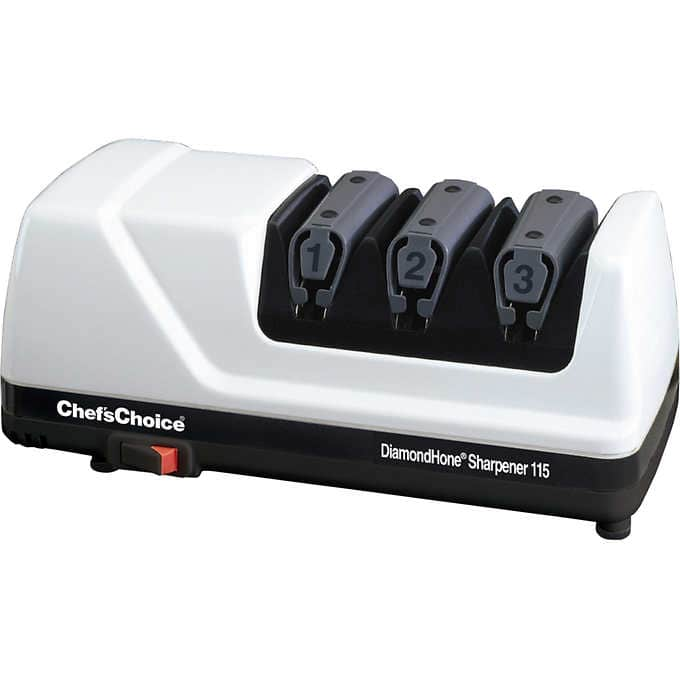 Chef's Choice Model 115 Knife Sharpener $69.99 shipped @ Costco