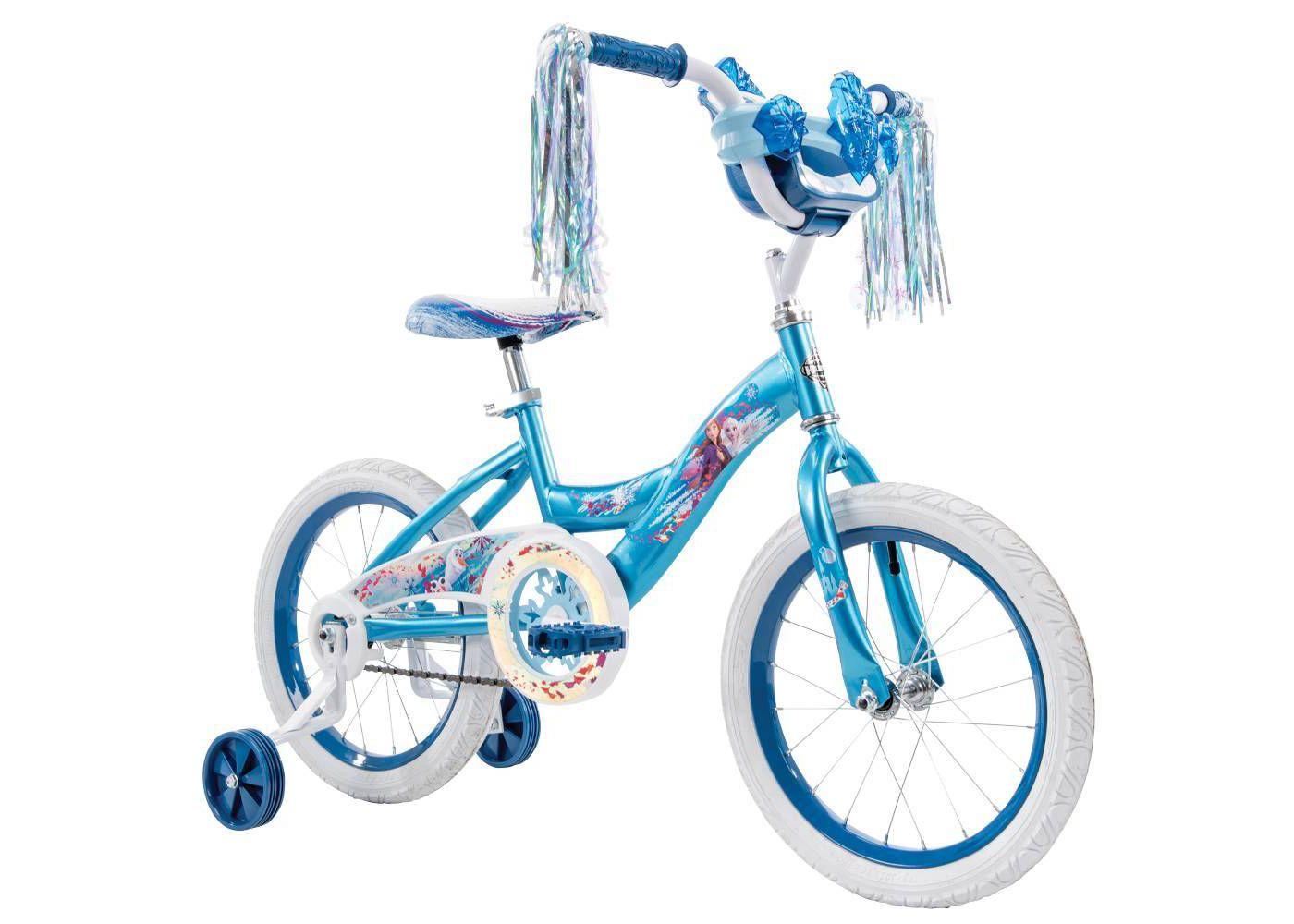 """Huffy Disney Frozen 2 16"""" Bike $63.00"""