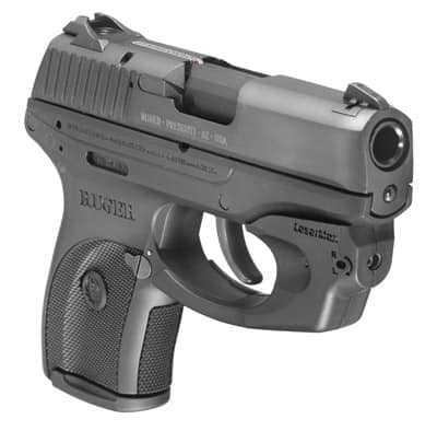 Ruger LC9 w/Lasermax $349 shipped