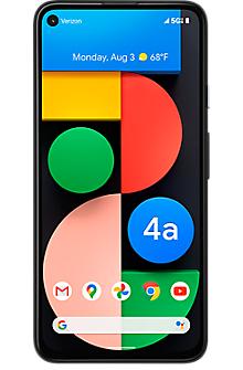 Verizon Google Pixel 4a 5G UW - $5/mo for 24 months