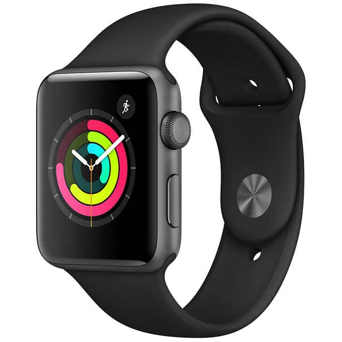 Costco has $35 off Apple watch series 3 (GPS version) from $285