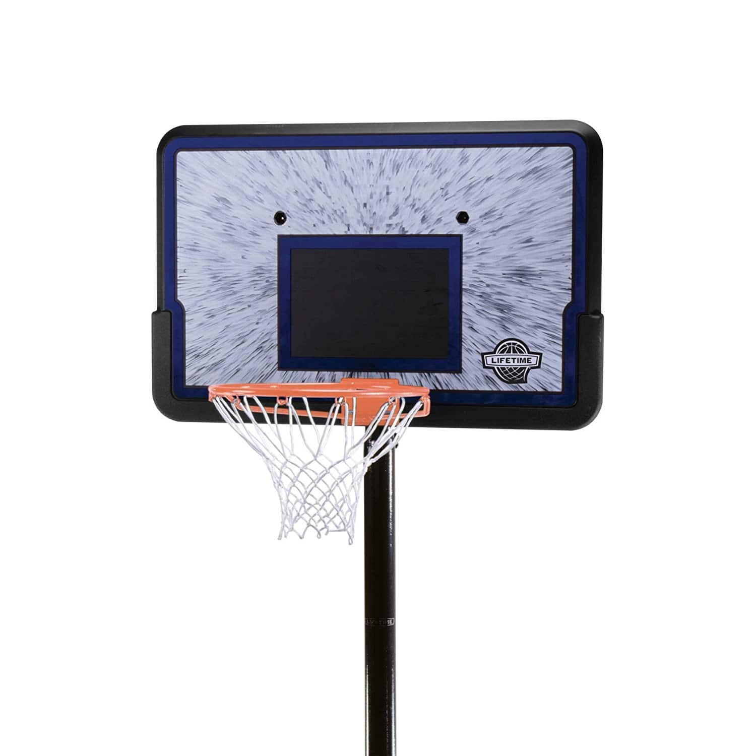 Lifetime 1221 44 in Adjustable Portable Basketball System - $77 Amazon