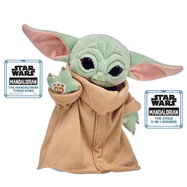 PSA - Build-a-Bear Star Wars The Child plush is available - $60 Free S&H