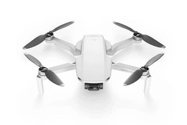 DJI Mavic Mini ($380) or with Fly More bundle ($480)