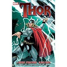 Free THOR graphic novels from Amazon (digital)