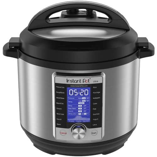 Amazon Instant Pot Sale - Ultra $135.99, DUO60 $95.99, LUX60 $79.95 free shipping