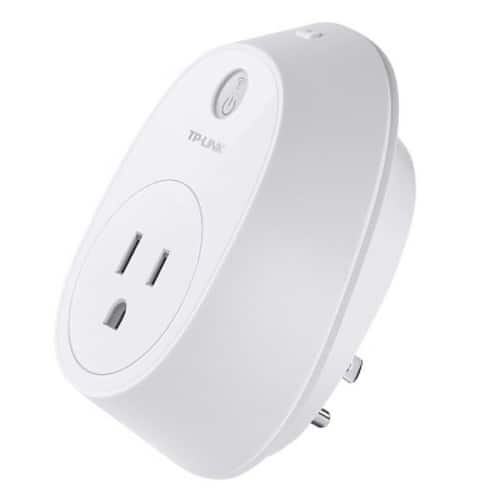 Kasa Smart Wi-Fi Plug w/Energy Monitoring by TP-Link ($19.64 on Amazon)
