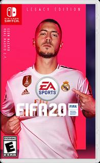 EA SPORTS™ FIFA 20 Nintendo Switch™ Legacy Edition $25 $24.99