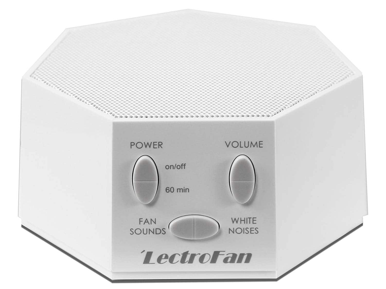 Lectrofan High Fidelity White Noise Sound Machine With 20