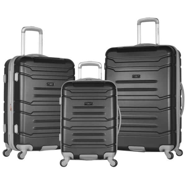 DENMARK 3-Piece ABS Expandable Hardcase Spinner Set $115
