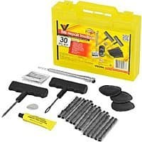 Amazon Deal: Victor 22-5-00126-8A Tire Repair Toolbox- 30 piece kit: $6.79 (lowest price)