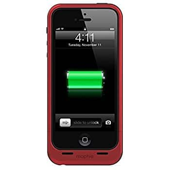 mophie juice pack Plus for iPhone 5/5s/SE (2,100mAh) $12.99