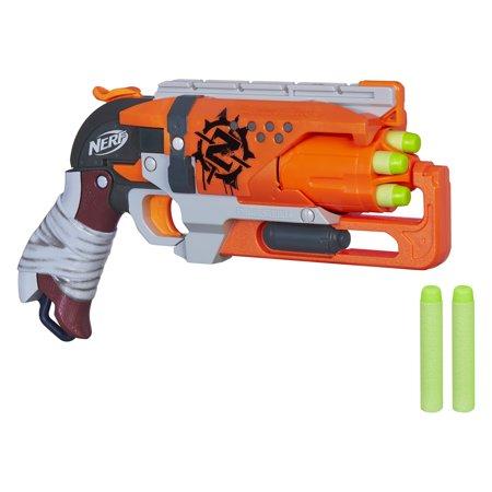 Nerf Zombie Strike Hammershot - $5 in store WalMart clearance