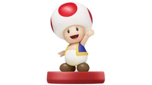 Toad Amiibo Available for Pre-Order at Best Buy for $10.39 plus $2.99 Shipping with GCU