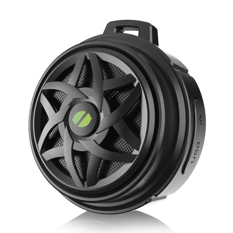 ZeroLemon Portable Bluetooth Speaker - $14.99 on Amazon