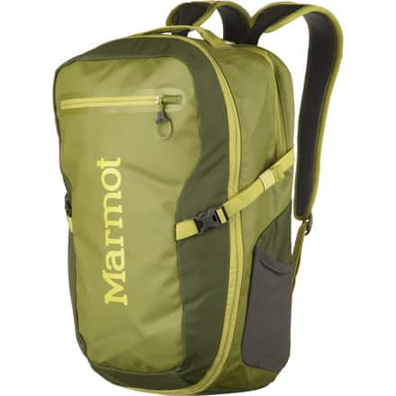 64% Off Marmot Trans Hauler Backpack - $46.42 (Ugly Moss Green)