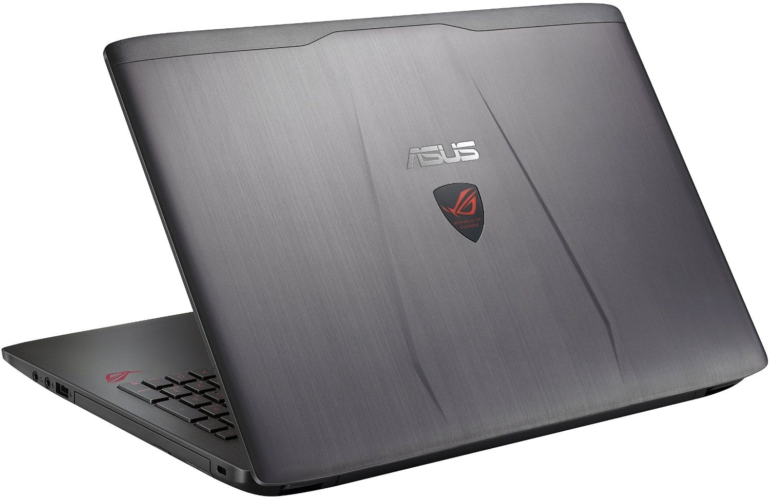 """ASUS LAPTOP ROG GL552VW-DH74 15-Inch """"Like New'.  $591.95 plus tax. OOS now."""