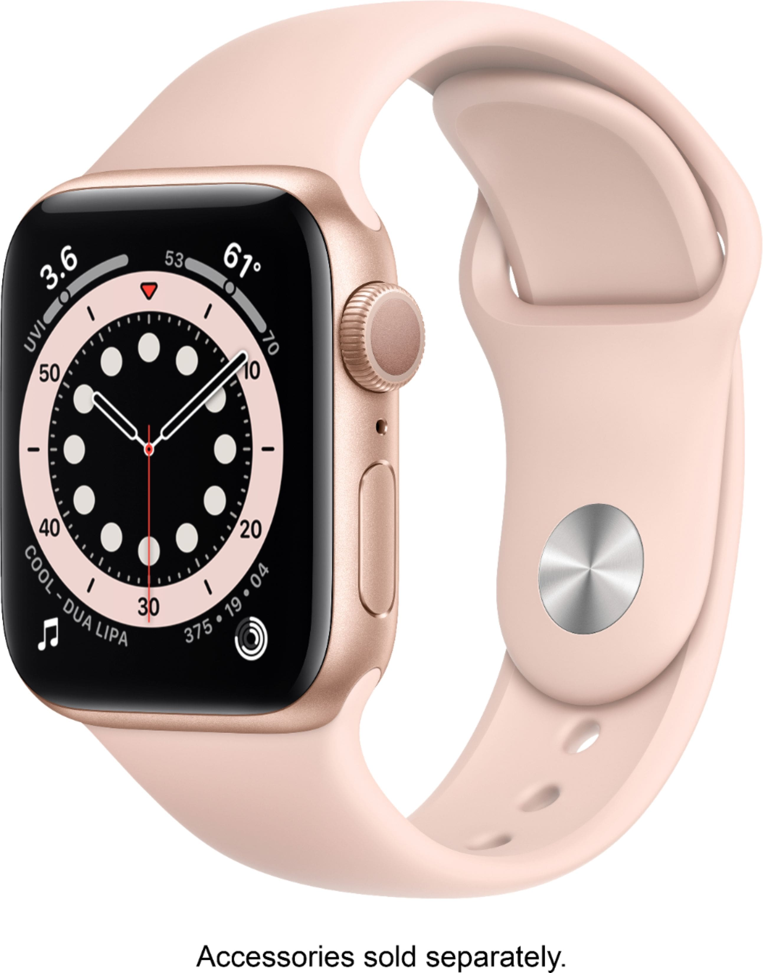 Apple Watch Series 6 40MM GPS (Choose Color) - Sam's Club $329.00