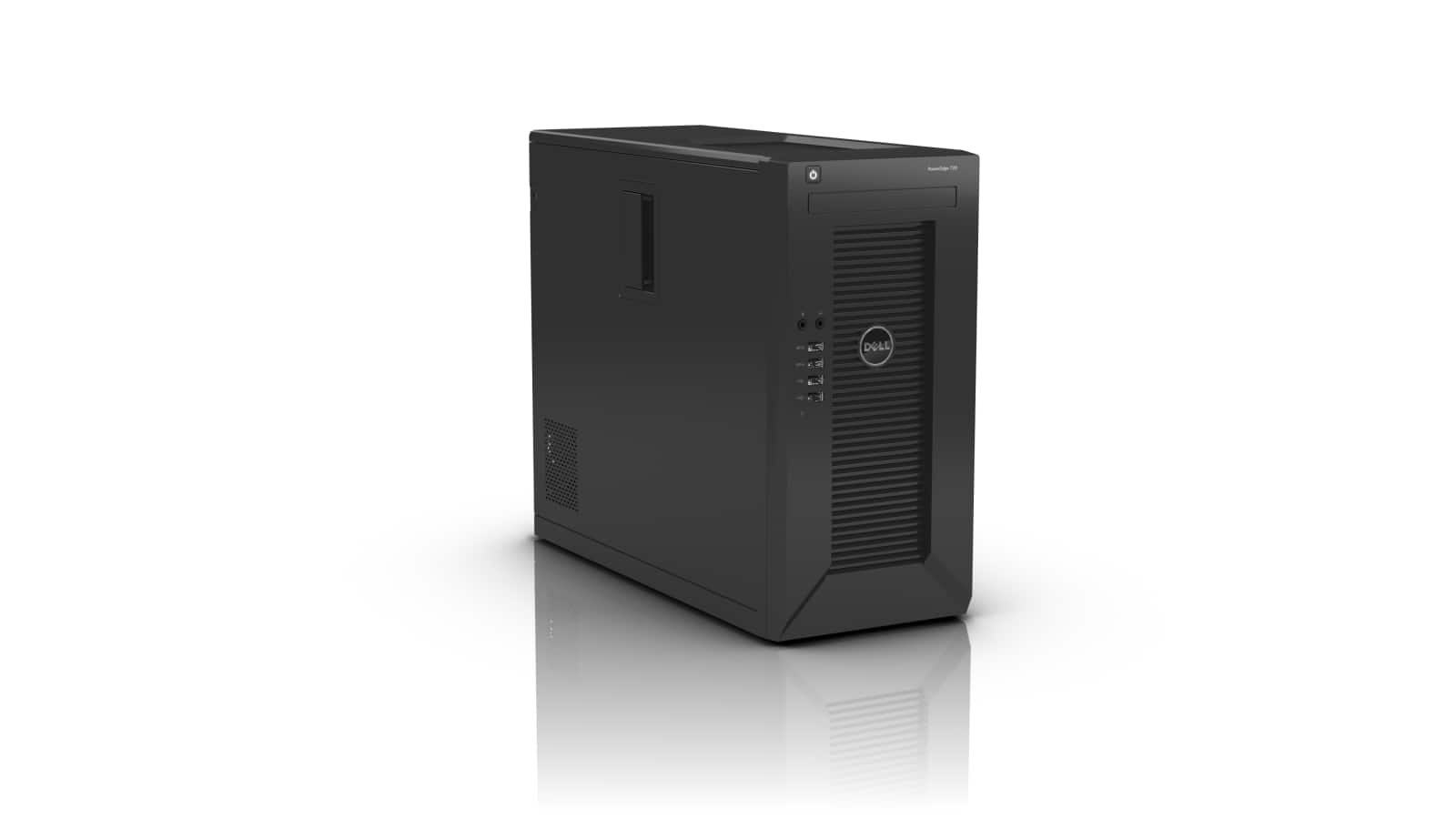 Dell PowerEdge T20 Intel Haswell Pentium G3220 3GHz Server w/ 4GB Memory and 500GB HDD $249 + Free Shipping