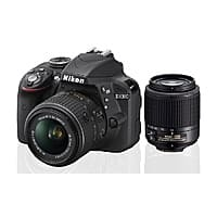 Groupon Deal: Nikon D3300 24.2MP DSLR with 18–55mm Lens in and Optional 55–200mm Lens from $360–$450 (Manufacturer Refurbished)
