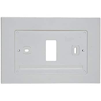 Emerson Wall Plate for Sensi Wi-Fi Programmable Thermostat, White $4.80