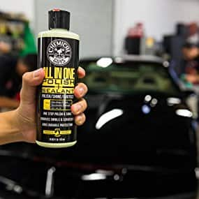 Chemical Guys All-In-One Polish + Shine + Sealant (16 oz)  $12.59 AC & S&S; lowest price ever