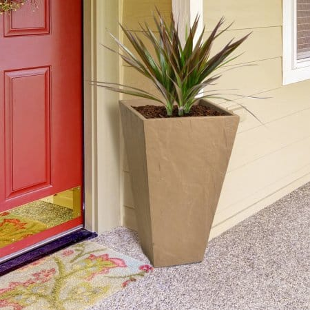 Envirostone Textured Planters 20 9 Tall 12 6 Wide Slickdeals Net