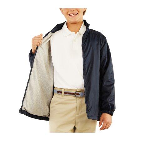 George Boys School Uniform Regular Jacket, Navy, Lined - $7, Free pick-up