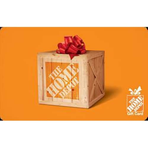 $100 Home Depot GC + $10 Visa GC for $100 on Newegg