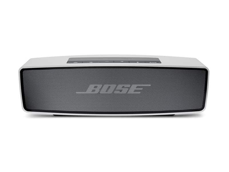 Bose SoundLink Mini Bluetooth Speaker: Black/Silver (Refurbished) $99 w/ Free Shipping at Groupon. 50% off New (Use Promos for Extra $10 to $25 Off YMMV)