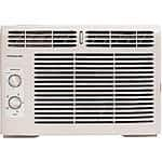Frigidaire 5,000-BTU Low Profile Compact Mini Room Window Air Conditioner $100 Walmart
