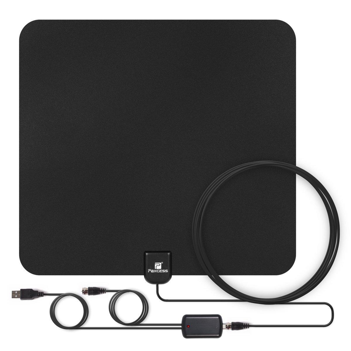 HDTV Digital Antenna on Amazon $6.86 AC w/ Free Prime Shipping