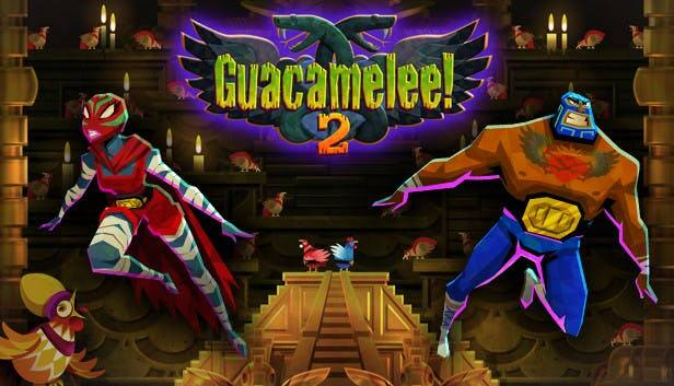 Guacamelee! 2 for $7.99 @ humblebundle