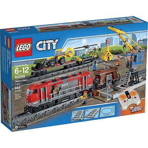 LEGO City Heavy-Haul Train (60098) - $139