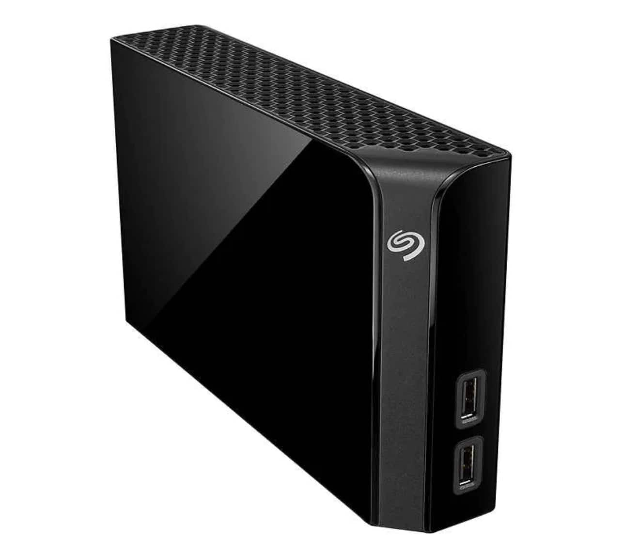Seagate Backup Plus Hub 8TB Desktop Hard Drive with Rescue Data Recovery Services $120 @ Costco starting April 14th