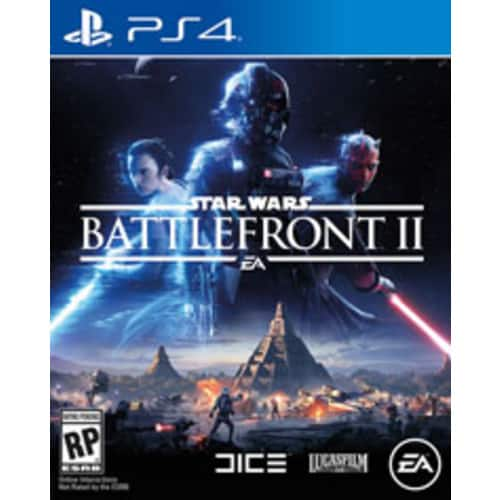 Star Wars: Battlefront 2 - PS4 and XBOX One $34.99