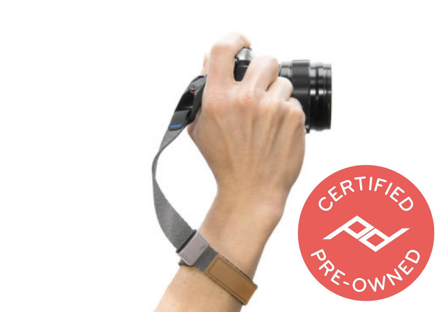 Peak Design Camera Cuff/Wrist Strap V3 (Ash) - PD Certified Preowned/Refurbished $20.95