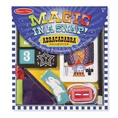 Melissa & Doug Magic in a Snap Set, 10-Piece 2 for $8