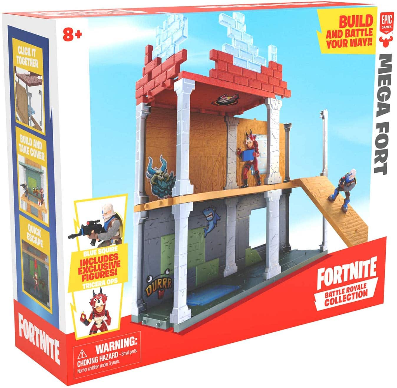 Save up to 50% on select Treasure X, Fortnite toys and more $5