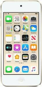 Apple iPod touch 128GB 6th Gen - Gold $219