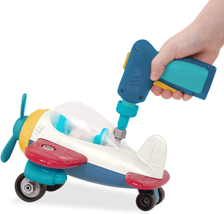 Battat Toys: Take Apart Airplane $10.96