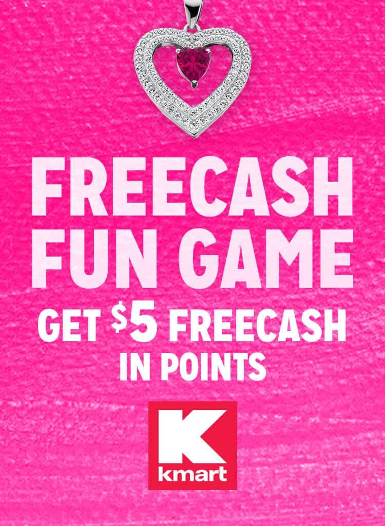 Shop Your Way Members: $5 in Kmart Jewelry Surprise Points Free (Account Required)