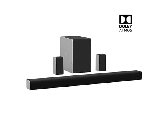 """Vizio 36""""; 5.1.2 Home Theater Sound System with Dolby Atmos® (SB36512-F6); Factory Reconditioned $230"""