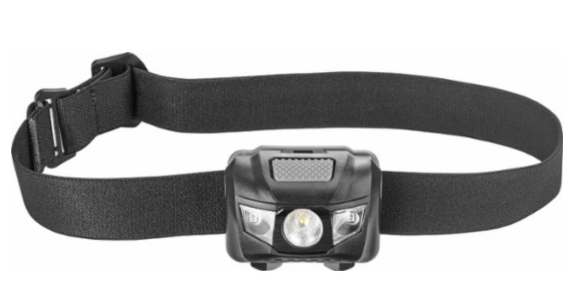 Insignia- LED Headlamp - Black $4.99 Best Buy - Free Shipping